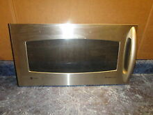 GE MICROWAVE DOOR PART  WB56X10344