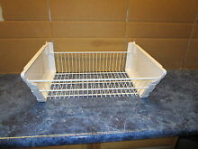 GE REFRIGERATOR FREEZER BASKET PART  WR21X10070