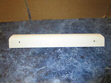 FRIGIDAIRE REFRIGERATOR FREEZER DOOR HANDLE PART  5303272793