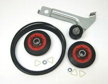 Whirlpool Cabrio Dryer Maintenance 8547174V Pulley 349241T Rollers 8547168 Belt