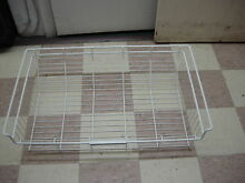 GE FREEZER BASKET 28 1 4 X 17   PART   WR21X5111