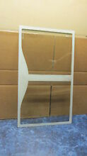 GE Refrigerator Shelf Glass part  WR32x10589