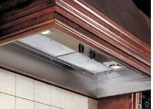 Dacor Renaissance Integrated IHL42 42  hood liner  stainless steel