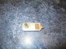 KENMORE RANGE OVEN SAFETY VALVE PART  325632