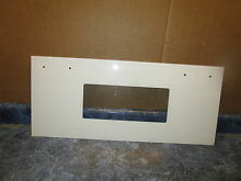 GE MICROWAVE OUTER DOOR GLASS PART  WB55X10357