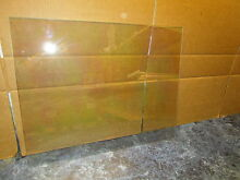 ELECTROLUX RANGE OVEN DOOR GLASS PART  318238000