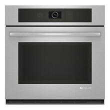 Jenn Air 30  Single Electric Wall Oven w  Convection  Model  JJW2430WS