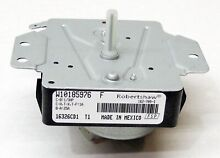 Whirlpool Dryer Timer Control WPW10185976 AP6016539 PS11749829