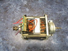 WHIRLPOOL DRYER MOTOR PART  WE17X22217