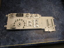 GE DRYER CONTROL BOARD PART  WE4M384