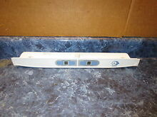 GE REFRIGERATOR DISPLAY BOARD PART  WR55X10390