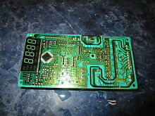 KENMORE MICROWAVE  CONTROL BOARD PART  AGM34653701