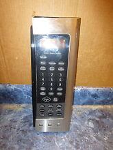 KENMORE MICROWAVE TOUCHPAD PART  4781W1M325D