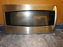 GE MICROWAVE DOOR PART  WB56X10460