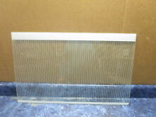 HOTPOINT REFRIGERATOR GLASS PART  WR32X1389