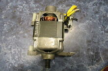 KENMORE WASHER MOTOR PART   W10140581 8540542