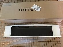 Electrolux Frigidaire Wall Oven Control Panel Touchpad White NIB 318366213