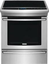 NIB Electrolux Wave Touch Series 30 Inch Electric Slide in Range EW30ES80RS
