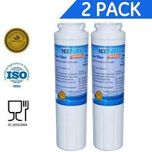 2 Pack IcePure Water Filter to Replace Maytag  Amana  Kenmore  Jenn Air