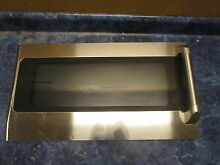 GE MICROWAVE DOOR PART WB56X10774