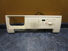 BOSCH WASHER CONTROL PANEL PART  00660719  00661081