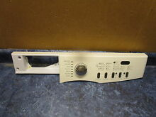 FRIGIDAIRE WASHER CONTROL PANEL PART  134556400 13700700
