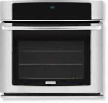 Electrolux 30  4 2 cu  ft  Self Cleaning Electric SS Convection Oven EW30EW55GS