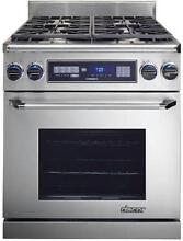 Dacor Renaissance ER30DSRSCHNGH 30  4 Sealed Burners Pro Style Dual Fuel Range