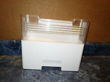HOTPOINT REFRIGERATOR ICE CONTAINER PART  AKC72949308