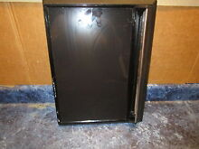 GE FREEZER DOOR BLACK PART  WR17X3612