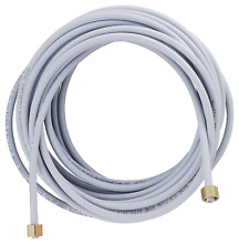 LDR Ice Maker Humidifier Supply Line Only Stainless Steel Tubing 1 4  COMPx120