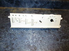 KENMORE WASHER DISPLAY BOARD PART  134495500