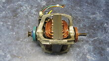 Maytag Dryer Motor part  6 3713020