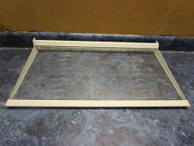 KENMORE REFRIGERATOR SHELF  WITH WAVY LINES PART  215723554 215919117