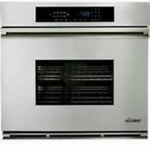 Dacor Classic Millennia 30  Single Electric Wall Oven  MORS130S See Pictures