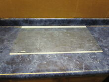 GE REFRIGERATOR GLASS SHELF PART  WR32X1065