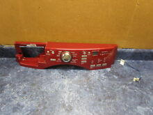 MAYTAG WASHER CONSOLE RED PART  W10176626 W10164540