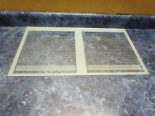 KENMORE REFRIGERATOR GLASS SHELF 25 1 8 X 14 PART  WR32X1331