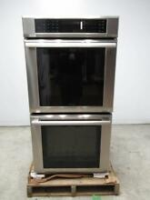 Thermador MED272JS 27  4 2 cu ft  True Convection Double Electric Wall Oven SS