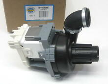 Dishwasher Pump Motor W10510667 for Whirlpool AP6022492 PS11755825