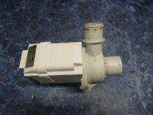 GE WASHER DRAIN PUMP PART  WH23X10020