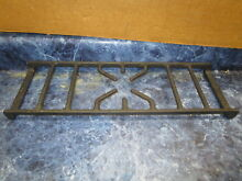 FRIGIDAIRE RANGE MIDDLE BURNER GRATE PART  316424403