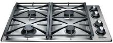 Dacor Renaissance 30 Inch 4 Sealed Burners Gas Cooktop Stainless RGC304SNG