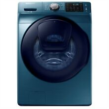 Samsung WF45K6200AZ Front Load Washer Azure Blue Color with Addwash feature