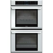 Thermador Masterpiece ME302JS 30  4 7 Self Clean Double Electric Wall Oven SS IM