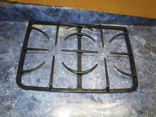 MAYTAG RANGE BURNER GRATE PART 74009120