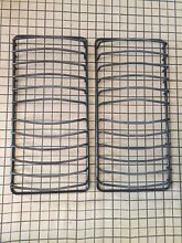 WHIRLPOOL RANGE OVEN STOVE GRATE SET OF 2 Black 8190014