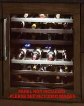 Thermador 24 Inch 41 Bottle Capacity Undercounter Wine Reserve T24UW800RP