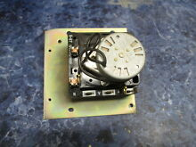 GE DRYER TIMER PART  WE4X684
