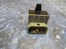 KENMORE WASHER SELECTOR SWITCH PART  3361221